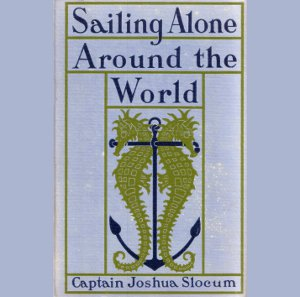 Sailing Alone Around The World(1034) by  Joshua Slocum audiobook cover art image on Bookamo