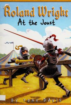 Cover of: At the joust | Tony Davis