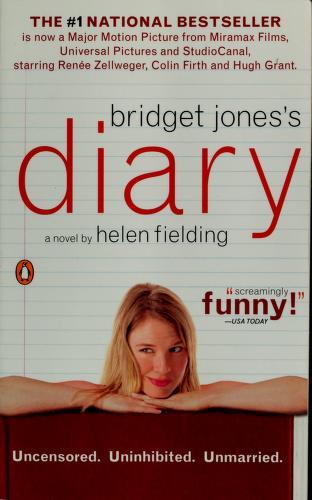 Cover of: Bridget Jones's diary   Helen Fielding