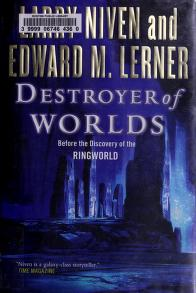 Cover of: Destroyer of worlds | Larry Niven