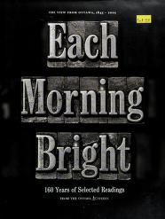 Cover of: Each morning bright | Doug Fischer, editor ; Ralph Willsey, editor/designer.