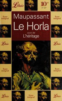 Cover of: Horla, Le - 1 - | Guy de Maupassant