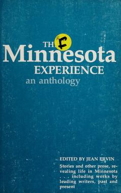 Cover of: The Minnesota experience | edited by Jean Ervin.