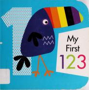 Cover of: My first 123 |