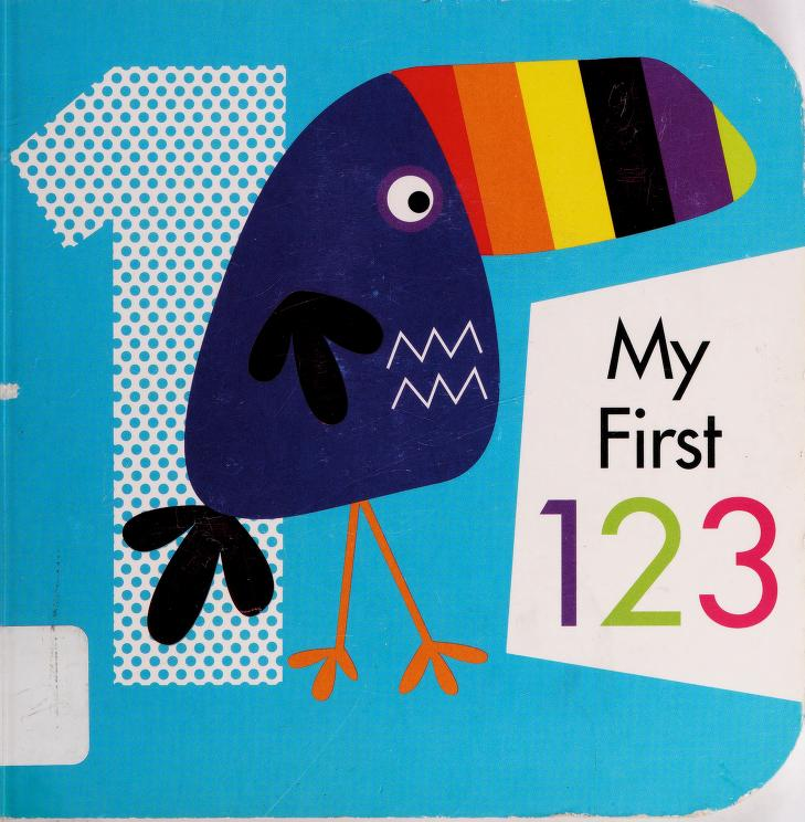 My first 123 by