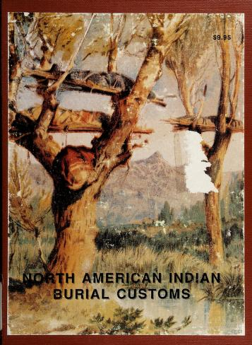 Cover of: North American Indian Burial Customs | H. C. Yarrow, V. Lamonte Smith
