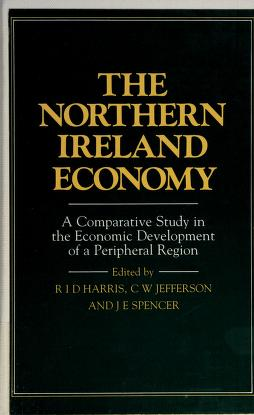 Cover of: The Northern Ireland Economy | John E. Spencer
