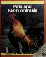 Cover of: Pets and farm animals | Robin Kerrod