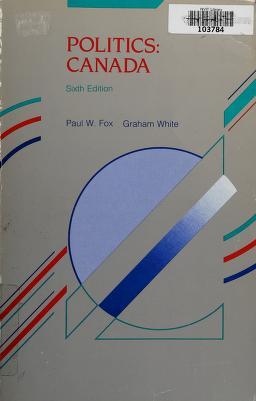Cover of: Politics | Paul W. Fox, Graham White.